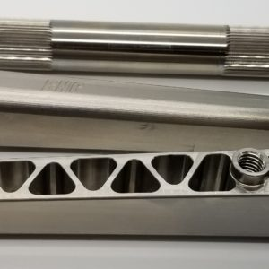 Rnc BMX Titanium Barends